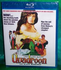 NEW CODE RED KATHERINE MCKEE QUADROON THE BLACK MANDINGO BLU RAY CULT MOVIE 1972