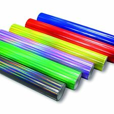 18€/m² Laser Chrom RAINBOW Oil Slick Car Wrapping Folie Hologramm Autofolie