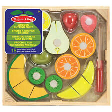 Melissa & Doug en bois de coupe de fruits