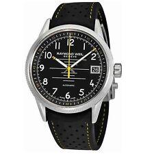 Raymond Weil  2754-SR-05200 Men's Freelancer  Black Automatic Watch