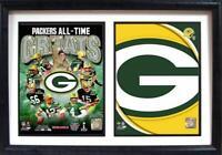 Green Bay Packers Holz Doppel Wandbild 50 cm,Plaque NFL Football ,Neu