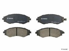 Disc Brake Pad Set fits 2004-2008 Suzuki Forenza Reno  MFG NUMBER CATALOG