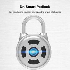 Wireless Bluetooth Keyless Smart Lock Padlock App Home Door Security Anti theft