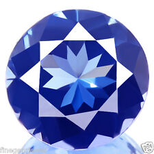 1.85ct IF-FLAWLESS NATURAL D-BLOCK BEST BLUE AWESOME TANZANITE FROM TANZANIA GEM