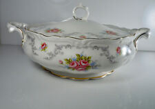 Royal Albert Tranquillity Round Covered Vegetable Bowl