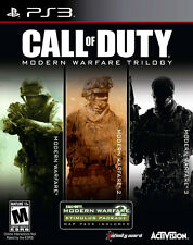 Call of Duty Modern Warfare Collection -PlayStation 3 Video Games action Ps3 NEW