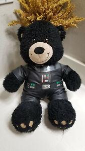 "Star Wars Darth Vader Build A Bear Workshop Soft Plush 16"" Stuffed Animal"