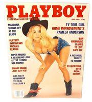 Playboy July 1992 / Pamela Anderson / Michael Keaton & Nicole Kidman Interviews