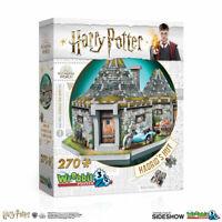New Wrebbit 3D Harry Potter  Hogwarts Hagrid Hut 3D Jigsaw Puzzle Model Gift