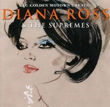 Diana Ross & The Supremes / 40 Golden Motown Greats **NEW** CD