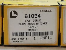 "13/16"" SAE Armstrong Eliminator Socket OEM USA / 1/2"" Drive 61894 12-626"