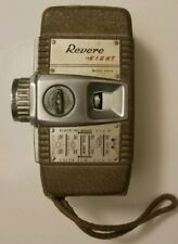 Vintage Revere Eight 8 Model Fifty 50 8mm Video Camera