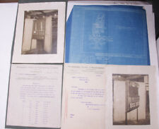 1911 Lamson Goodnow BLUEPRINT IMAGES Westinghouse Electric Pittsburgh PA N01J