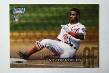 Victor Robles 2018 Topps Stadium Club Superfractor RC #'d 1/1 - Mint!!
