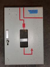 GENERAL ELECTRIC GE AK AKU AIR CIRCUIT BREAKER CELL CRADLE CHASSIS 600 AMP FRAME