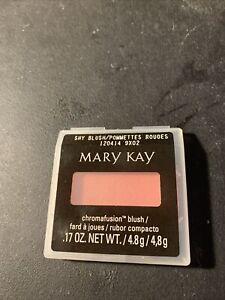 Mary Kay Chromafusion Shy Blush .17 oz. ~ New in Box