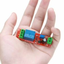 3pcs Adjustable 12V DC Delay Relay Shield NE555 Timer Switch Module N2C