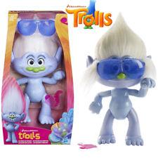 Large DreamWorks Movie Trolls Glitterific Guy Diamond Action Figures Doll Toy
