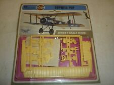 Airfix un-opened plastic kit for a Sopwith Pup, bag & card header
