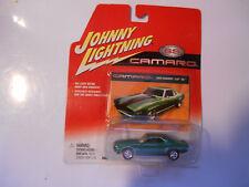 johnny lightning 1969 chevrolet camaro  NIB  neuf boite  35 year SS