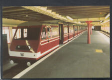 Railways Postcard - The Southend-On-Sea Pier Train in The Station   BX710