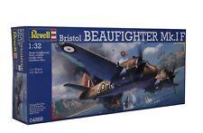 Revell Modellbausatz Flugzeug 1:32 Bristol Beaufighter 1:32 Bausatz Flugzeug