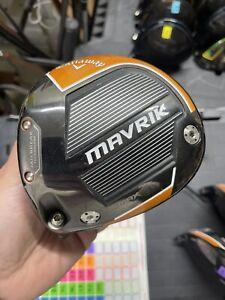 Left Handed Callaway Mavrik Max 10.5* Driver -Head Only- LH 43