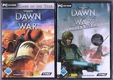 Warhammer 40.000 Dawn of était batailles en temps réel + addon WINTER ASSAULT PC