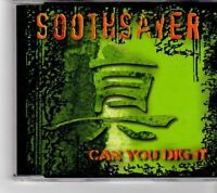 (FK537) Sooth Sayer, Can You Dig It - 1999 CD