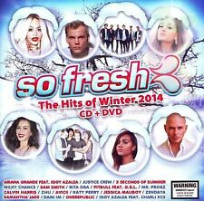 NEW So Fresh: The Hits of Winter 2014 (Audio CD)