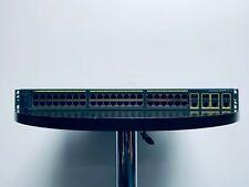 Cisco Catalyst 48 porte switch Gigabit Managed + 4 x SFP WS-C2960G-48TC-L condiviso