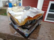 Glass Rock Slag Multi Colored 4.4 lb Rocks Ss95 Landscaping Aquarium