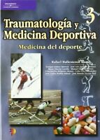 Traumatologia medicina deportiva tomo III