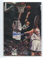 1995 Classic Autograph Donnie Boyce/3100 Colorado