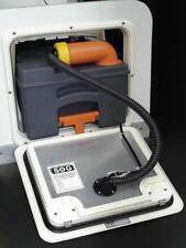 SOG Toilettenentlüftung für C 250, C 260, Wand - Filtergehäuse weiß