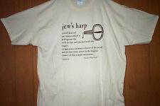 Camiseta judíos Arpa definición