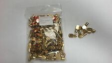 Brass Shelf Support, 7mm - Spoon Shape (Pk100) 282.01.505 (Hafele)