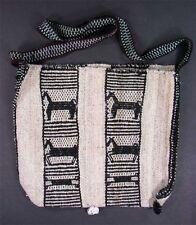 "Inca Purse - Shoulder Bag - Wool - Made in Peru - Medium Size 13"" with 40"" Strap"
