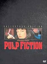 Pulp Fiction (DVD, 2002, 2-Disc Set, Collectors Edition) Brand New