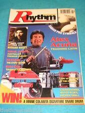 RHYTHM - ALEX ACUNA - JUNE 1994