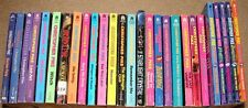 27 Christopher Pike Spooksville and Teen Horror Books