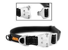 Mighty Paw Metal Buckle Dog Collar, All Metal Hardware, Lightweight Collar