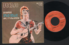 "7"" DAVID BOWIE STARMAN / JOHN, I'M ONLY DANCING 1972 RCA ITALY N 1670 GLAM ROCK"