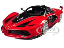 FERRARI FXX-K #88 RED SIGNATURE SERIES 1:18 DIECAST MODEL CAR BY BBURAGO 16907