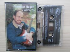 BRENDAN MAGEE 'JUST FOR YOU' CASSETTE, GLENSHINE RECORDS, TESTED, RARE.