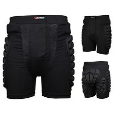 Sport Hip Bum Armour Shorts Skiing Motocross Motorcycle Protect Padded Pants Men