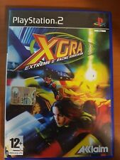 XGRA EXTREME G RACING ASSOCIATION - PLAYSTATION 2 PS2 USATO