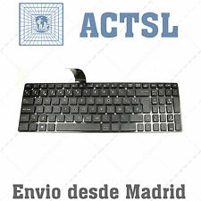 Teclado Español para portatil Asus A55V K55VD en castellano con ñ