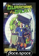 FREE COMIC BOOK DAY 2017 ALL-NEW GUARDIANS OF THE GALAXY / THE DEFENDERS