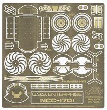 Paragrafix PGX174 1/500 Star Trek 2009 USS Enterprise photoetch Set-Reino Unido Stock